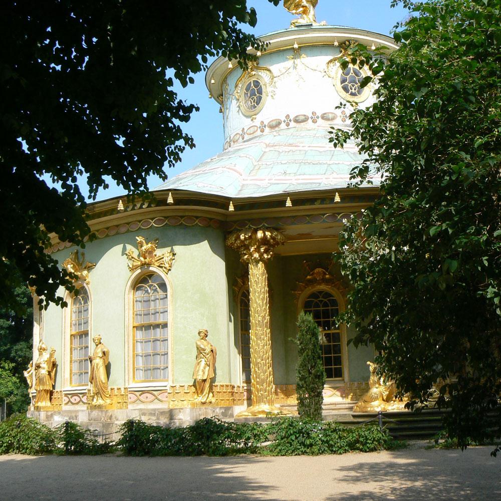 Park von Sanssoucii