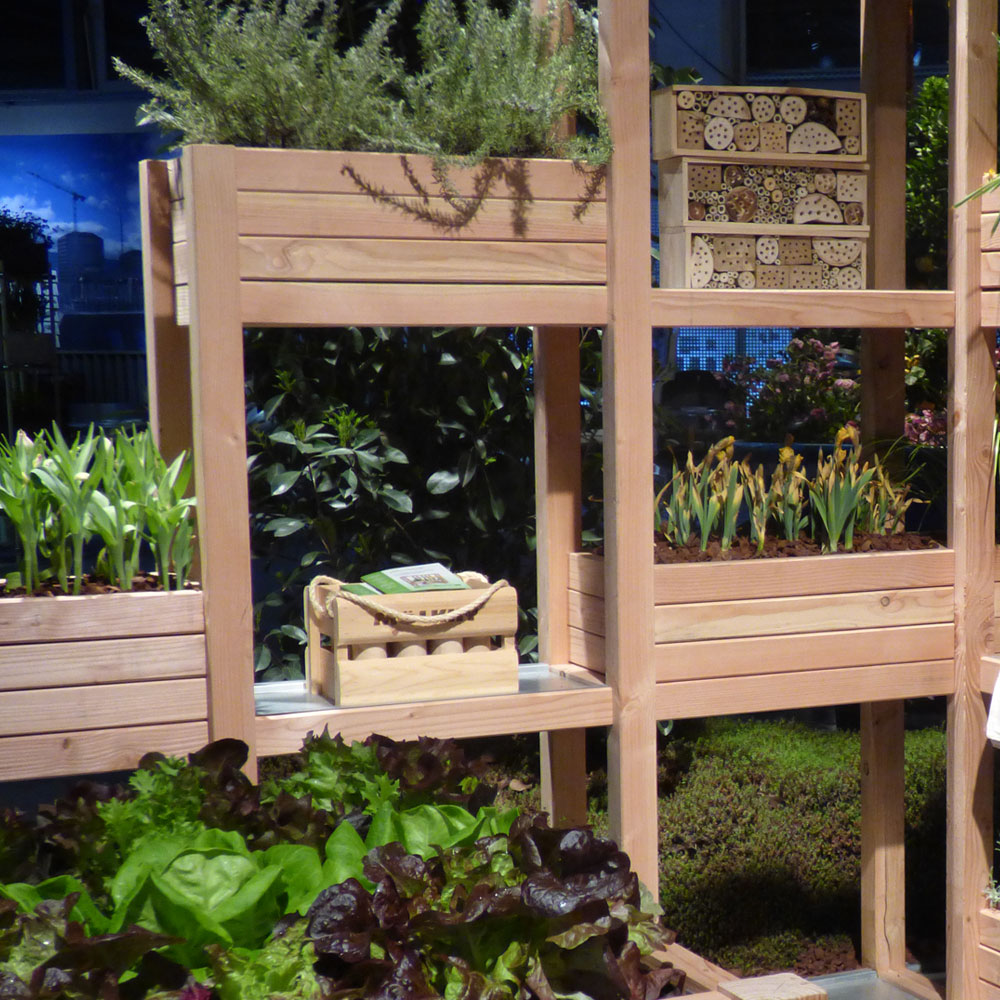 Vertikale Gärten 7