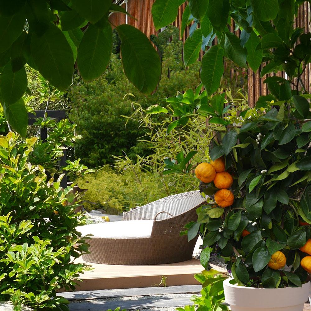 Für das richtige Urlaubs-Feeling im eigenen Garten 1