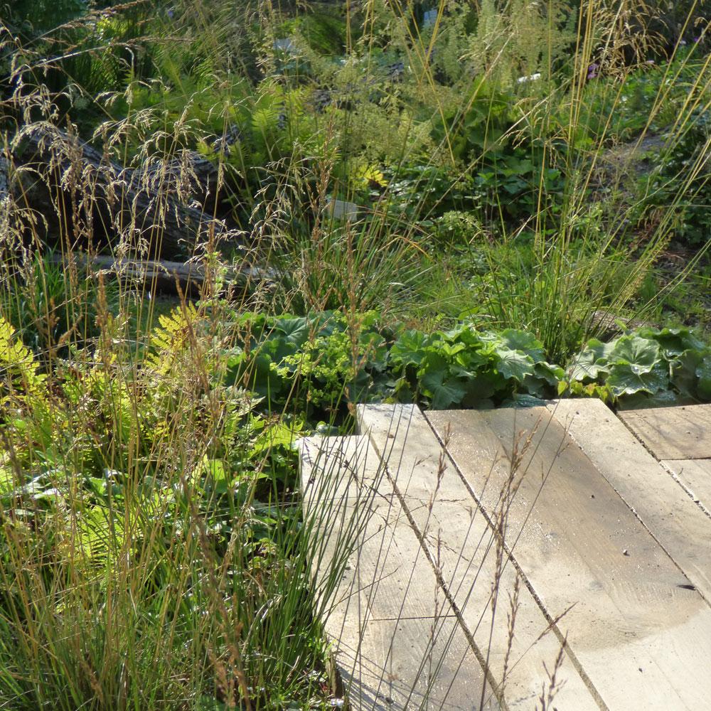 Gärten zum Wohlfühlen 1