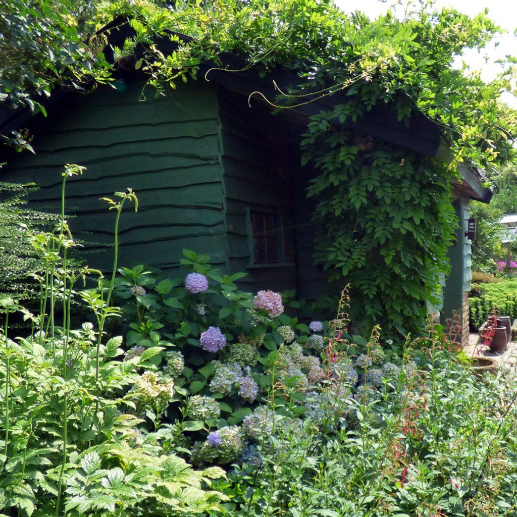 Romantik pur: einen verwunschenen Garten anlegen 7