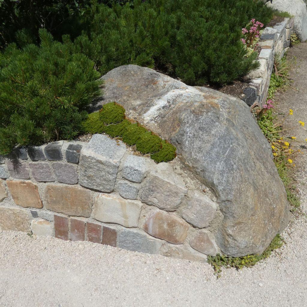 Faszinierende Gartengestaltung mit Steinen 5