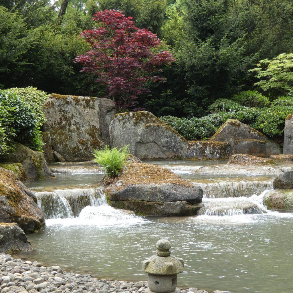 Japanische Gärten 1