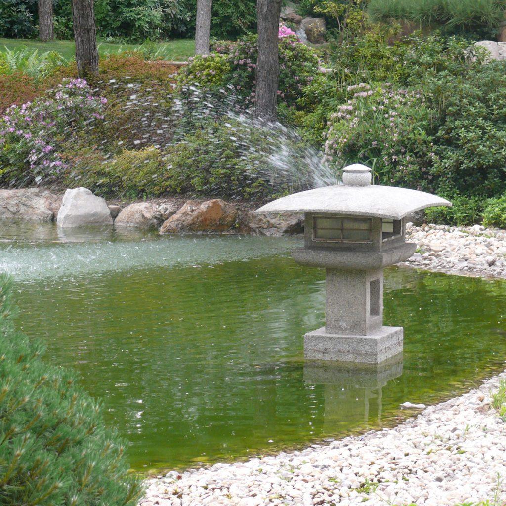 Japanische Gärten 4