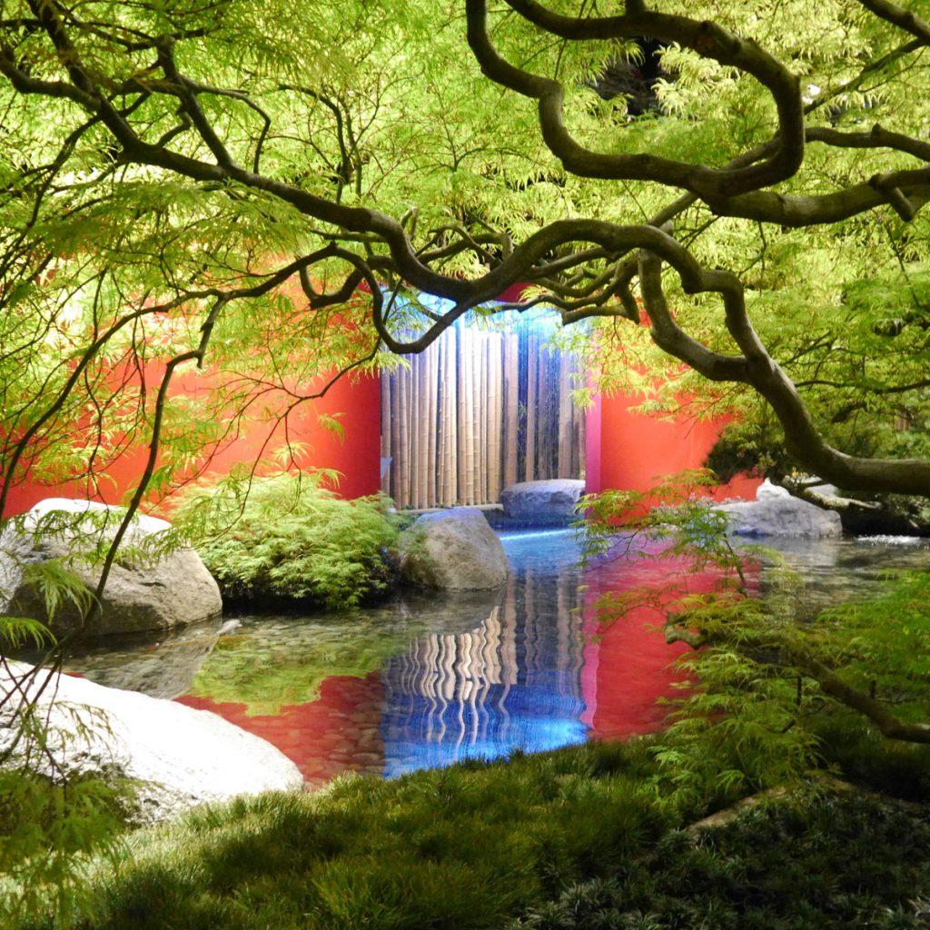Japanische Gärten 5