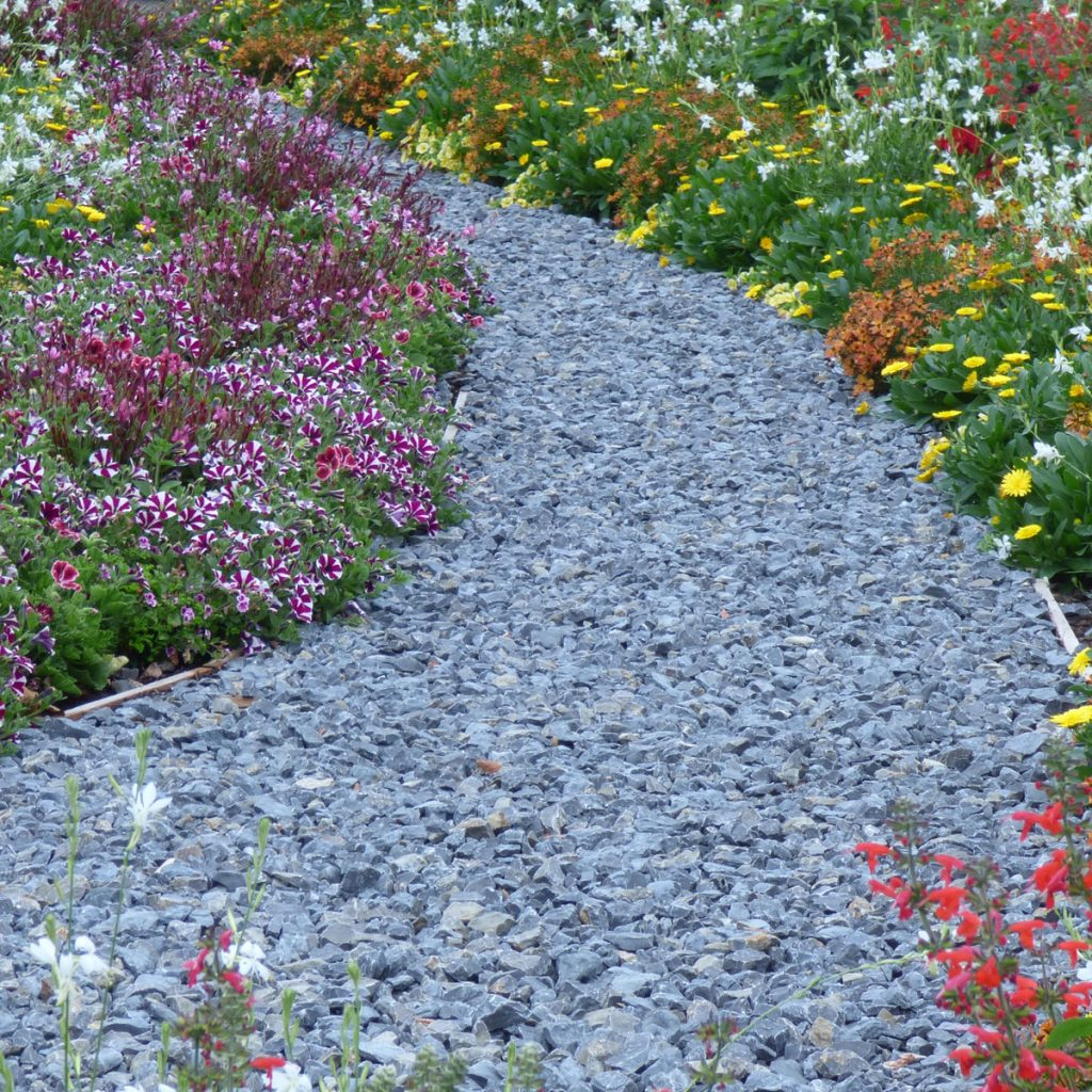 Faszinierende Gartengestaltung mit Steinen 4