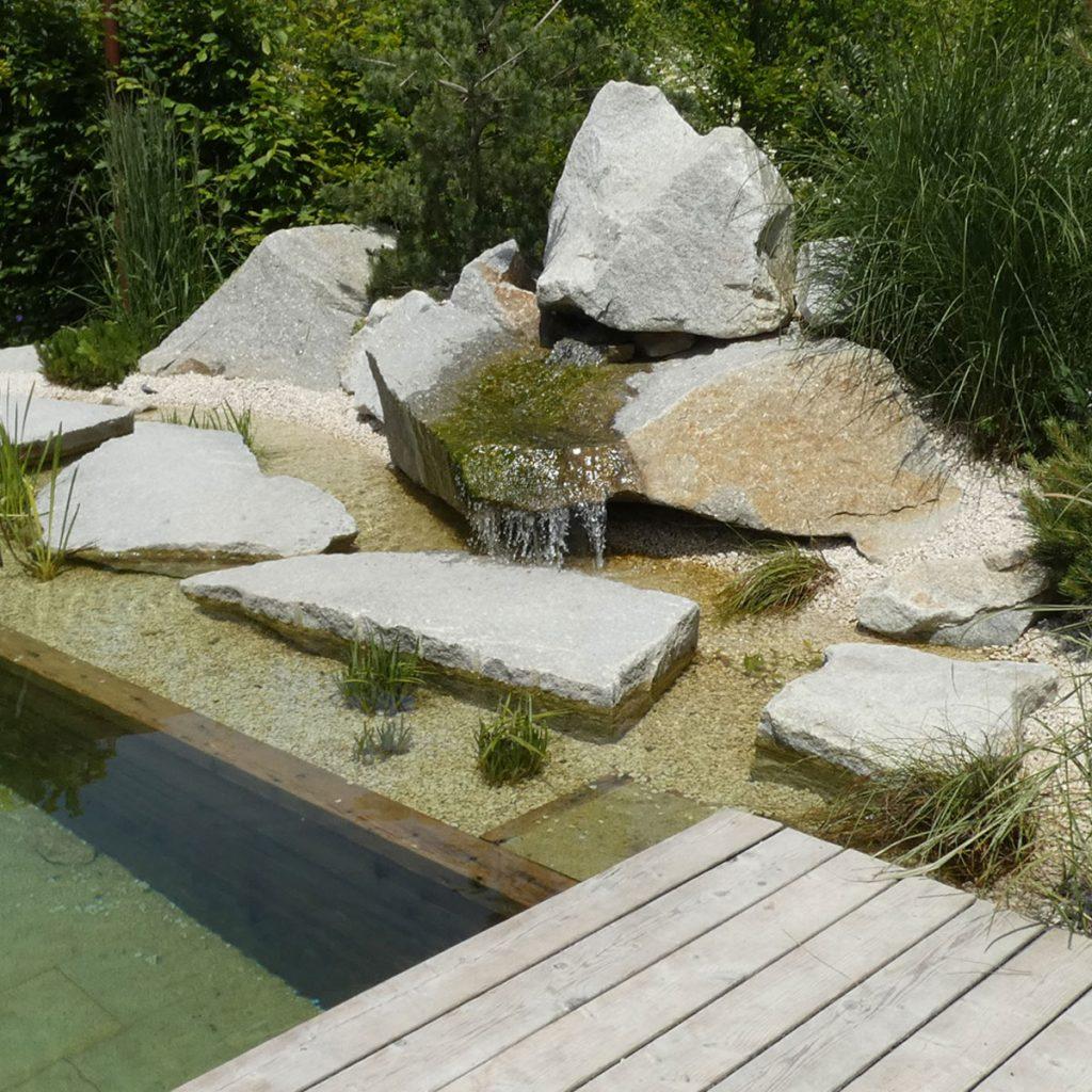Faszinierende Gartengestaltung mit Steinen 3