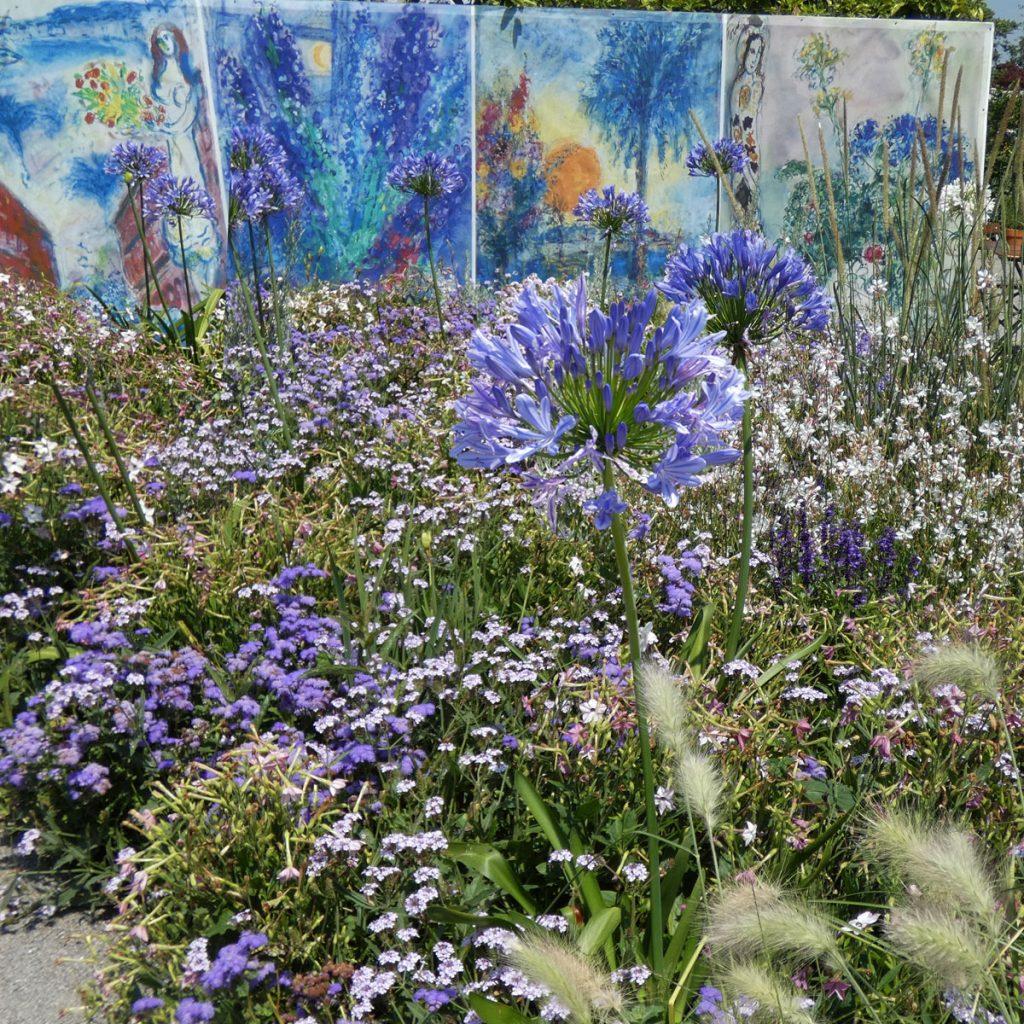 Die Wirkung von Farben im Garten 1