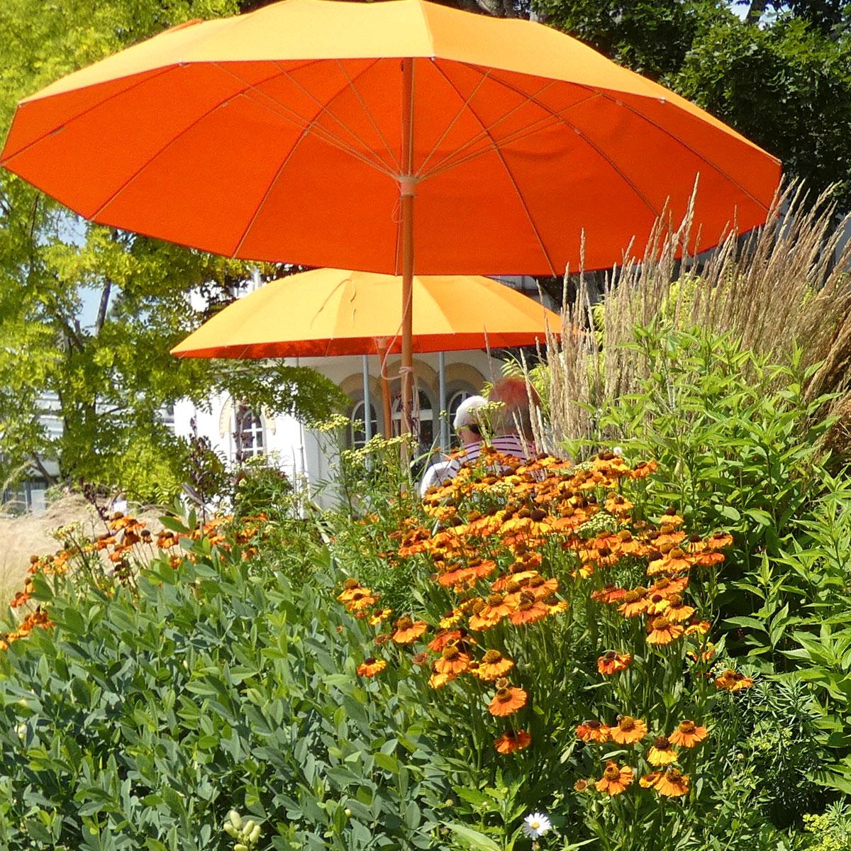 Die Wirkung von Farben; Orange ist dramatisch und stimulierend