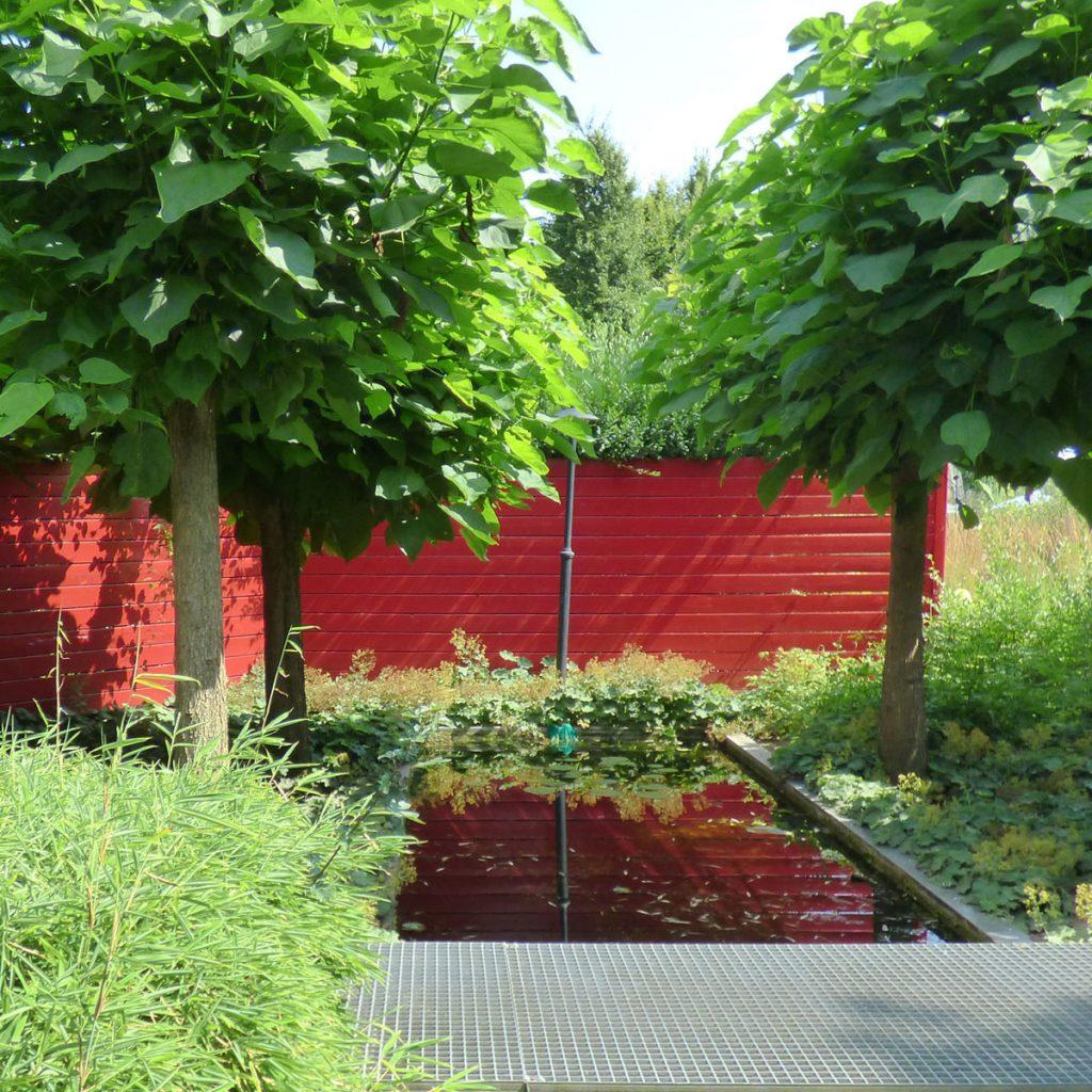 Die Wirkung von Farben im Garten 2